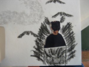 detail:  ravens